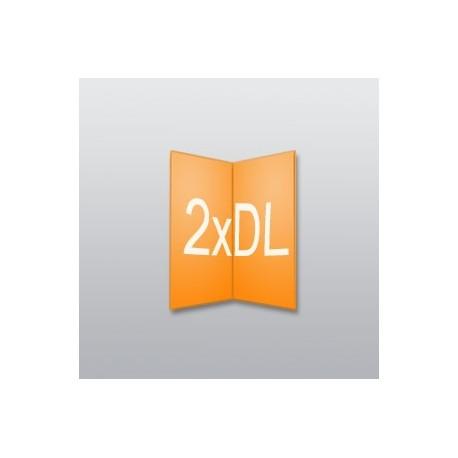 ulotki 2xDL -250 szt.