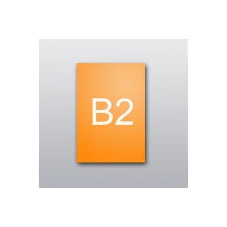 plakaty B2-2000 szt.