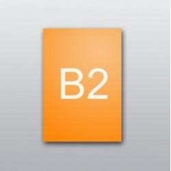 plakaty B2-500 szt.