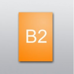 plakaty B2-100 szt.