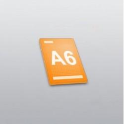 bloczki A6- po 50 kartek - 500 szt.