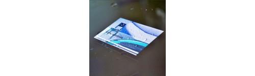 wizytówki plastikowe - grubość karty kredytowej - 0,7mm
