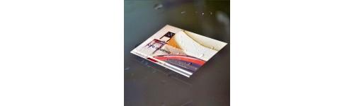 wizytówki plastikowe - grubość - 0,5mm